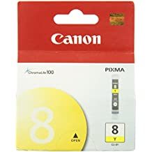 Canon CLI 8Y - Ink tank - 1 x yellow