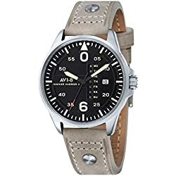 Avi-8 Reloj Hawker Harrier II Beige