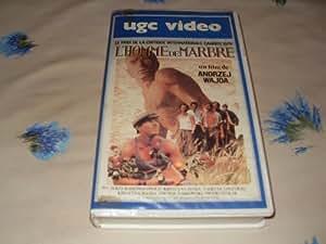 L'homme de marbre [VHS]