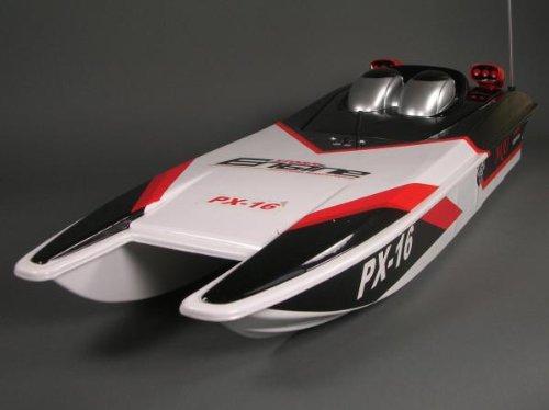 Amewi ferngesteuertes Boot mit Elektromotor Speedboot NQD Storm Engine PX-1681cm