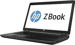 HP ZBook 15 15,6 Zoll 1920x1080 Full HD Intel Core i7 256GB SSD Festplatte 16GB Speicher Win 10 Pro Grafik Nvidia Quadro K2100M Notebook Laptop (Zertifiziert und Generalüberholt)