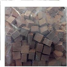 Bolsa 155 gramos piedra rosada en miniatura construcción maquetas. CUIT 2971