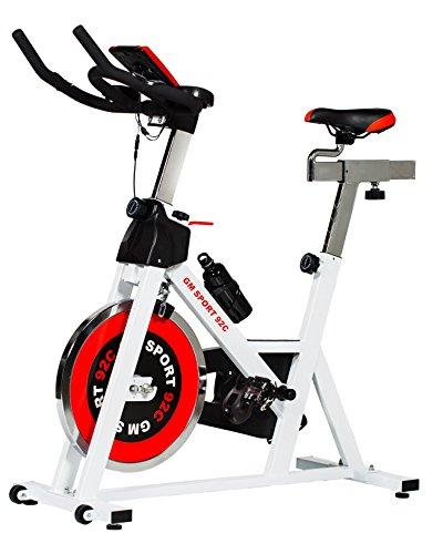 Bicicleta de Spinning 92C - 22 Kilos de disco de inercia