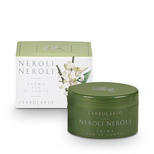 L'Erbolario Neroli Körpercreme, 1er Pack (1 x 250 ml) -
