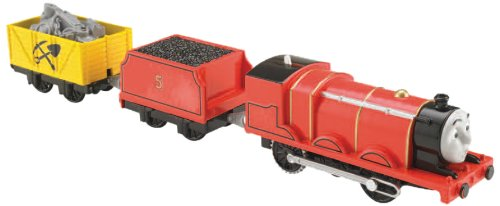 Thomas & Friends Trackmaster 'Scared James' Motore