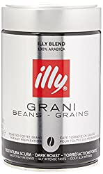 Illy Dark Roast Coffee Beans Espresso 250g (Pack Of 1)
