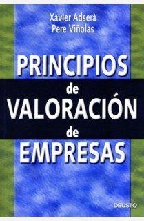 Principios de valoración de empresas por Xavier Adsera Gebelli