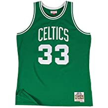 Mitchell & Ness Replica Swingman NBA Jersey HWC 33 Larry Bird Boston Celtics Basketball Trikot