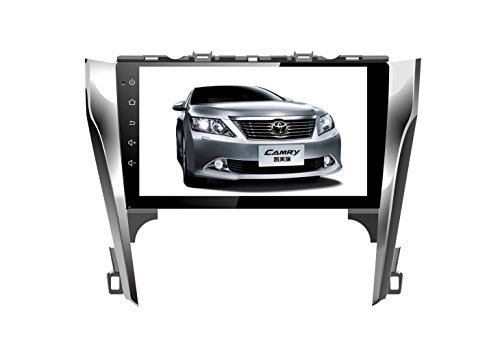 25,7 cm Eight Core 1024 * 600 HD Screen Android 6.0 Auto GPS Navigation für Toyota Camry 2012–2014 mit 3 G/WIFI, DVR OBD 1080P (Gps Für Camry 2014)