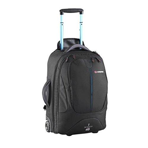 caribee-sky-master-45l-bagage-cabine-a-roulettes-couleur-noir