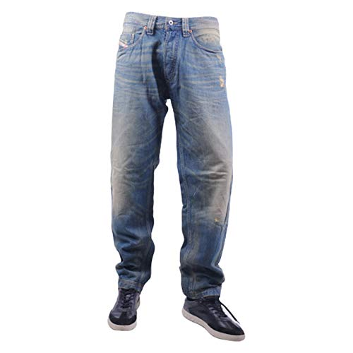 Diesel Jeans Back In The Saddle blau W32