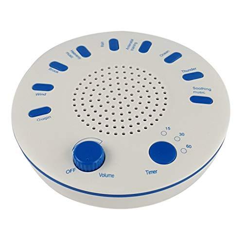 Hotaluyt White Noise Maschine 9 Natürliche HD