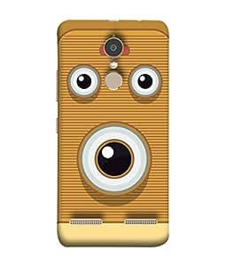 Lenovo K6 Power Back Cover Vintage Camera Icon Design From FUSON