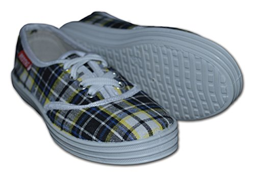 Red Tag , Jungen Sneaker Yellow/Navy