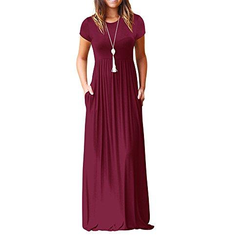 Kleid Teenager Kleider Marine Kleid Damen Hot Kleider Damen Kleid Schwarz Lover-Beauty Kleider Damen...