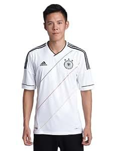 adidas Herren Trikot DFB Home, white/black, M, X20656