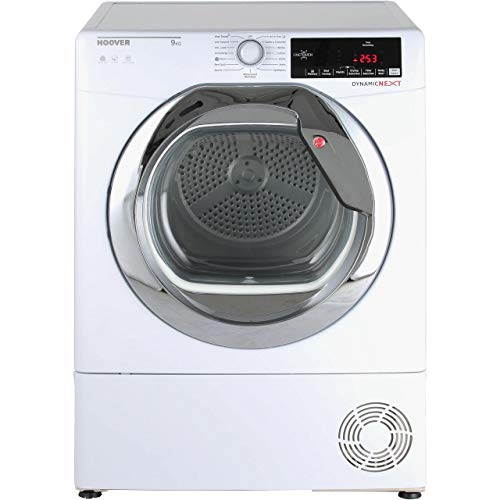 Hoover DXC9TCG Freestanding B Rated Condenser Tumble Dryer - White