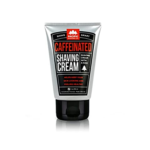 Pacific Shaving Company Caffeinated Shave Cream 89 ml