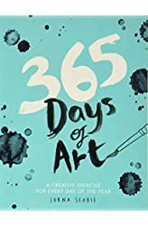 Descargar gratis 365 Days Of Art en .epub, .pdf o .mobi