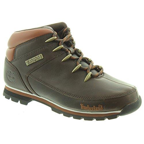 Timberland Mens Boots Euro Sprint 6831R Dark Brown UK9 Dark Brown