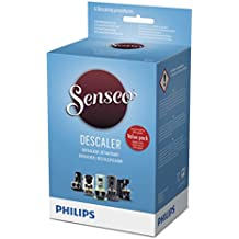 Philips HD7012/00 Senseo - Descalcificador para cafeteras (8 bolsitas)