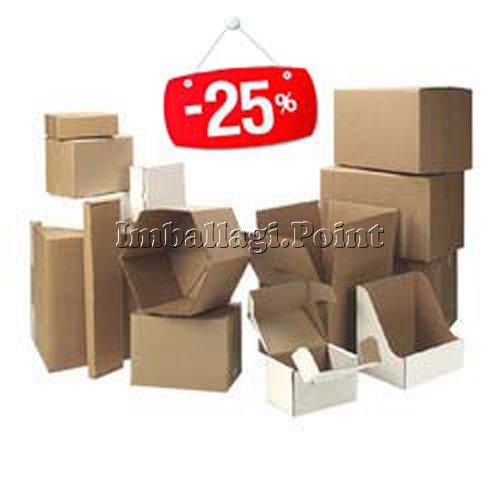 Lote de 50 cajas de cartón para decorar