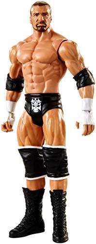 Mattel FMD77 WWE Triple H 15 cm Basis Figur, Spielzeug Actionfiguren ab 6 Jahren (Wwe Action-figuren Triple H)