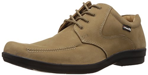 Redchief Men's New Mashroom Leather Formal Shoes - 6 UK (RC5075 039)