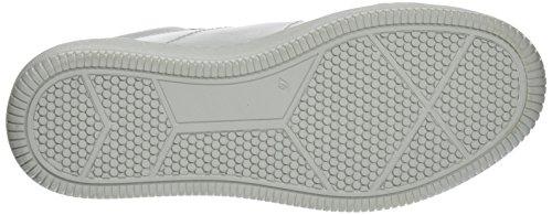 Pantofola d'Oro Babice Donne Low, chaussons d'intérieur femme Blanc (Bright White)