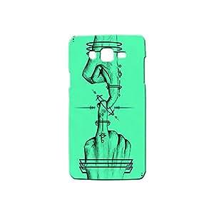 Bluedio Designer Printed Back Case / Back Cover for Samsung Galaxy J7 (Multicolour)