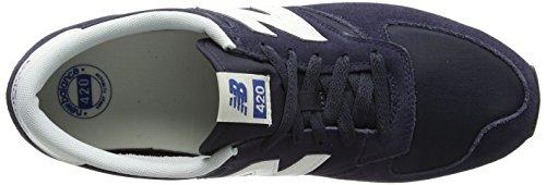 New Balance U420v1, Sneaker Unisex - Adulto Blu (azul Marino)