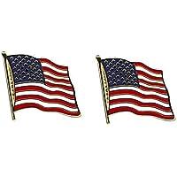 Hawaii Pins Anstecknadel Fahne Flagge FLAGGENMAE/® Flaggen Pin USA