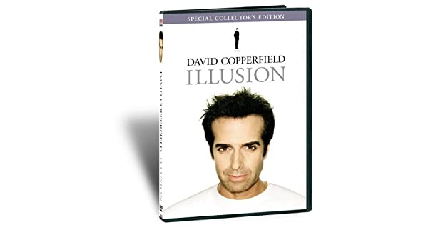 56c5ac654168ec David Copperfield - Illusion: Amazon.de: DVD & Blu-ray