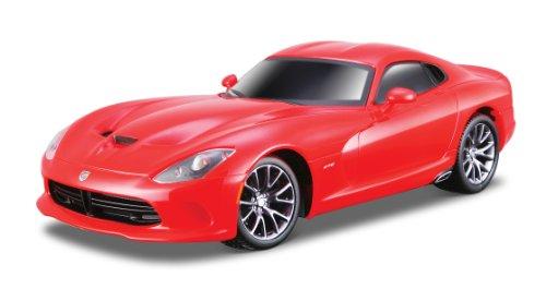 Preisvergleich Produktbild Maisto 81068 - 1:24 R/C SRT Viper GTS 2013 mit Stick-Controller
