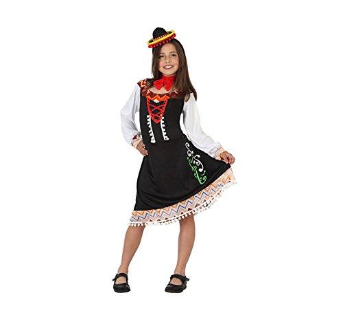 Atosa Disfraz para niñas de Mariachi