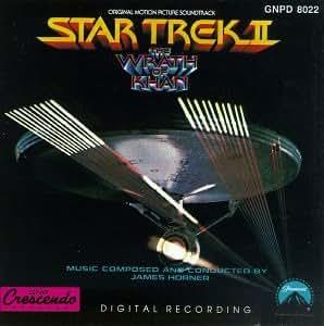 Star Trek 2 - Ost