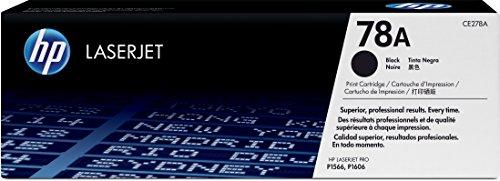 Preisvergleich Produktbild HP 78A (CE278A) Schwarz Original Toner für HP Laserjet Pro P1566, P1606dn, M1536dnf