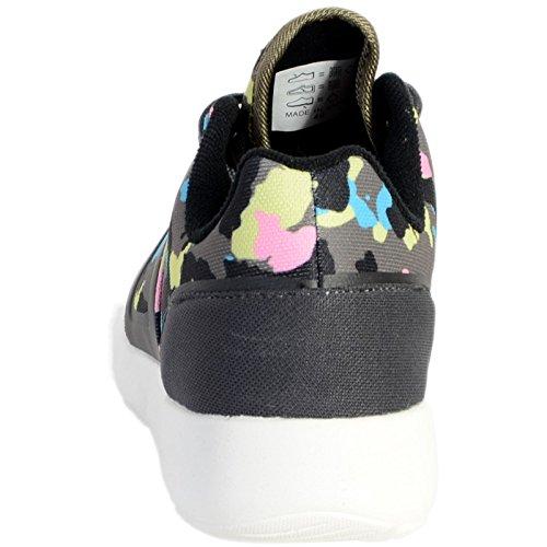 Schuhe Asfvlt Super Tech Camo Multicolor Multicolor
