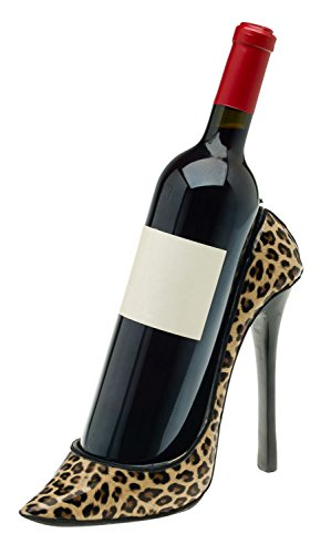 Flaschenhalter Flaschenständer Schuh Wein Sekt Weinflaschenhalter Pump