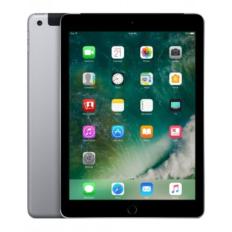 "Apple iPad 9,7"" 32GB WiFi + Cellular Gris espacial"