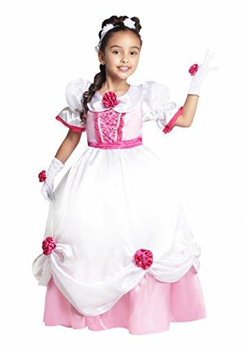 César - F472-002 - Disfraz Princesa Sissi - 5/7 años