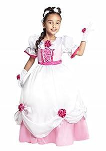 César - F472-003 - Disfraz Princesa Sissi - 8/10 años