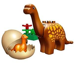 LEGO - 5596 - Jeux de construction - La naissance du dinosaure