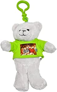 1 D - One Direction 52394-1 - Llavero - Peluche One Direction con Foto Grupo (23 cm)