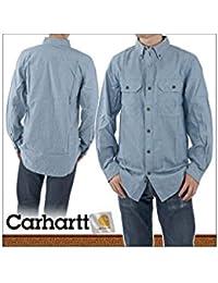 Carhartt - Chemise casual - Uni - Col Boutonné - Homme
