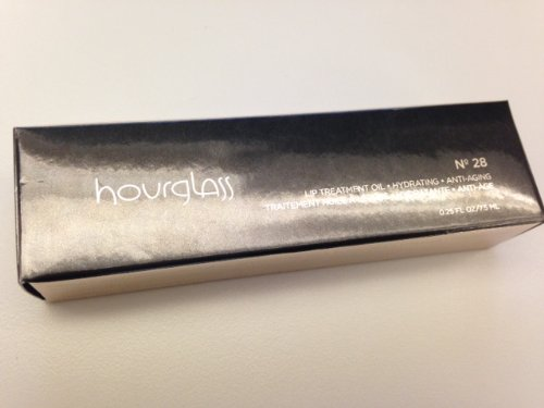 hourglass No 28 Lip Treatment oil -Hydrating - Anti aging 0.25oz/7.5ml