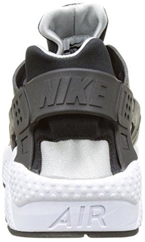 Nike 318429-029, Chaussures de Sport Homme Noir (Black/Flt Silver/White)