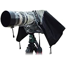 Ex-Pro Rain Cover with Lens Protection for DSLR Camera
