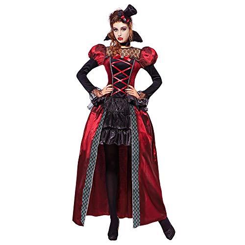 Widmann Erwachsenenkostüm Viktorianische Vampirin