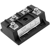 Shell DealMux plástico preto 4 Terminais Rectifier Módulo Transistor AC 2000V